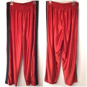 Nike | Men's Pull Away Warm Up Pants XL